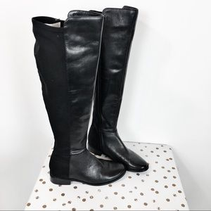 TAHARI CHASE OVER-THE-KNEE BOOTS